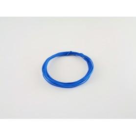 Draad blauw 1 meter