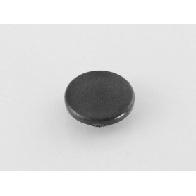 Cap Tact button 6x6x(X) mm Black