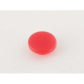Cap Tact button 6x6x(X) mm Red