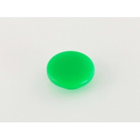Cap Tact button 6x6x(X) mm Green