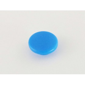 Cap Tact button 6x6x(X) mm Blue