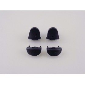 DS4 trigger set Black Gen 1,2,3