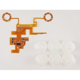 DS4 LED & Rapid Fire modchip 11-F1, 41-F2