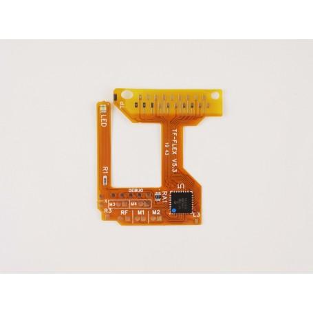 DS4 TrueFire-Flex Modchip (2x remap) Gen 4, 5 V2