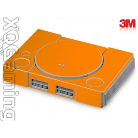 PS1 skin Gloss Bright Orange