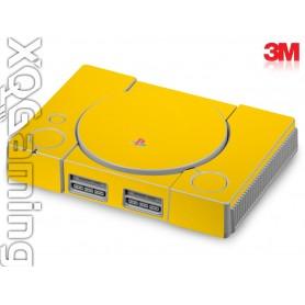 PS1 skin Gloss Bright Yellow