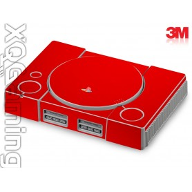 PS1 skin Gloss Hotrod Red