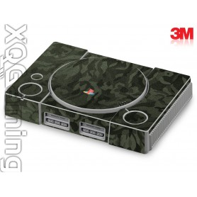 PS1 skin Shadow Military Green