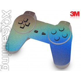 PS1 controller skin FlipFlop Psychedelic