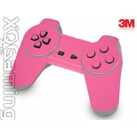 PS1 controller skin Gloss Hot Pink