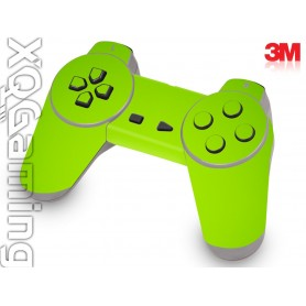 PS1 controller skin Gloss Light Green