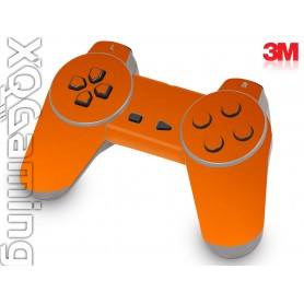 PS1 controller skin Metallic Liquid Copper