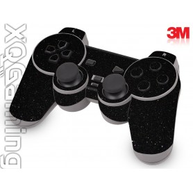 DS1 skin Metallic Black Galaxy Sparkle