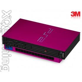 PS2 skin Metallic Fierce Fuchsia