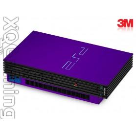 PS2 skin Metallic Plum Explosion