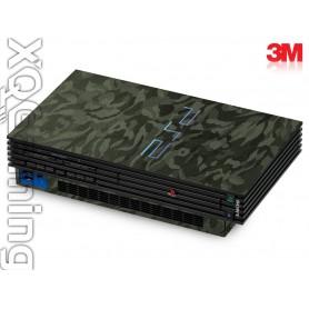 PS2 skin Shadow Military Groen
