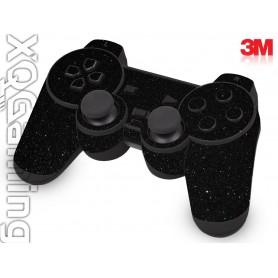 DS2 skin Metallic Zwart Galaxy Sparkle