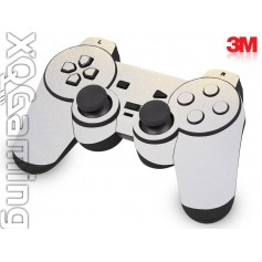 DS2 skin Metallic White Gold Sparkle