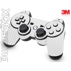 DS3 skin Carbon Fiber White