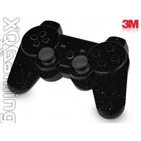 DS3 skin Metallic Black Galaxy Sparkle