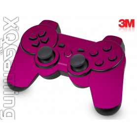DS3 skin Metallic Fierce Fuchsia