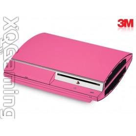 PS3 skin Gloss Hot Pink
