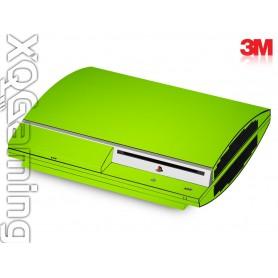 PS3 skin Gloss Light Green