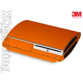 PS3 skin Metallic Liquid Copper