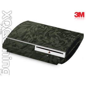 PS3 skin Shadow Military Green
