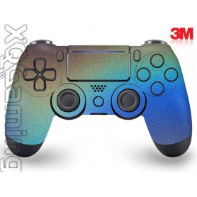DS4 skin FlipFlop Psychedelic