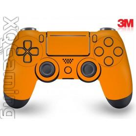 DS4 skin DS4 skin Gloss Bright Orange