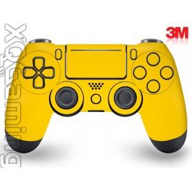 DS4 skin Gloss Bright Yellow