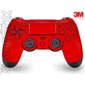 DS4 skin Gloss Hotrod Red