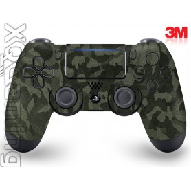 DS4 skin Shadow Military Green