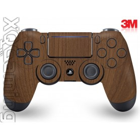 DS4 skin Wood Brown