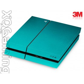 PS4 skin Metallic Atomic Teal