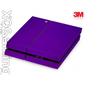 PS4 skin Metallic Plum Explosion