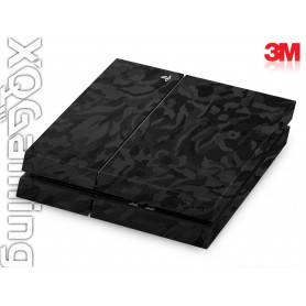 PS4 skin Shadow Black