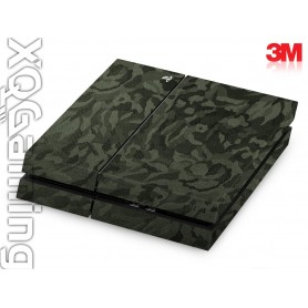 PS4 skin Shadow Military Green