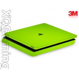 PS4 slim skin Gloss Light Green