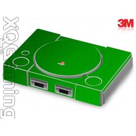 PS1 classic (2018) skin Metallic Green Envy