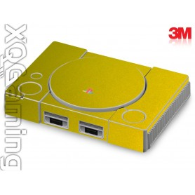PS1 classic (2018) skin Metallic Lemon Sting