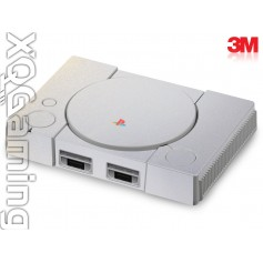 PS1 classic (2018) skin Metallic White Gold Sparkle