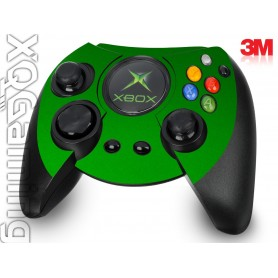 XB duke controller Metallic Green Envy