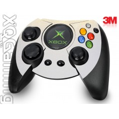 XB duke controller Metallic White Gold Sparkle