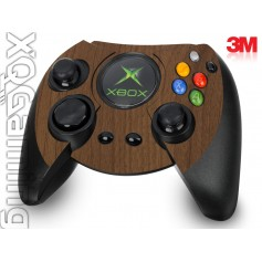 XB duke controller Wood Brown