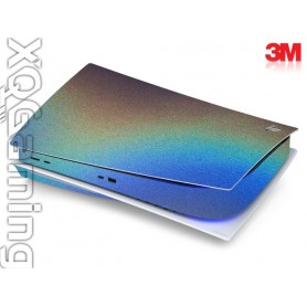 PS5 disc skin FlipFlop Psychedelic
