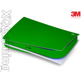 PS5 disc skin Metallic Green Envy