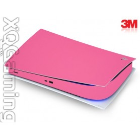 PS5 digi skin Gloss Hot Pink