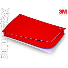 PS5 digi skin Gloss Hotrod Red